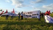 Mobilização integra a Jornada Nacional de Lutas das Mulheres Sem Terra | Foto: MST/ Divulgação