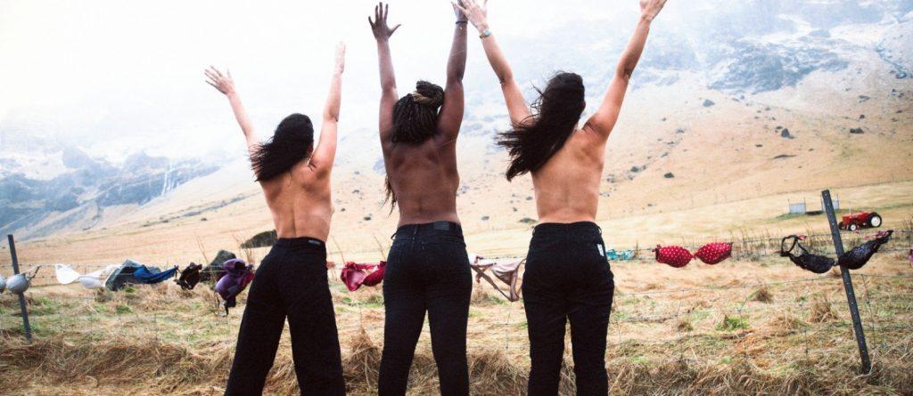 O Futuro é Feminino, que registra as lutas feministas em diferentes lugares do mundo