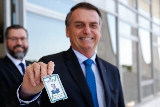 100 dias de Bolsonaro_Alan SantosPR | Foto: Alan Santos/PR