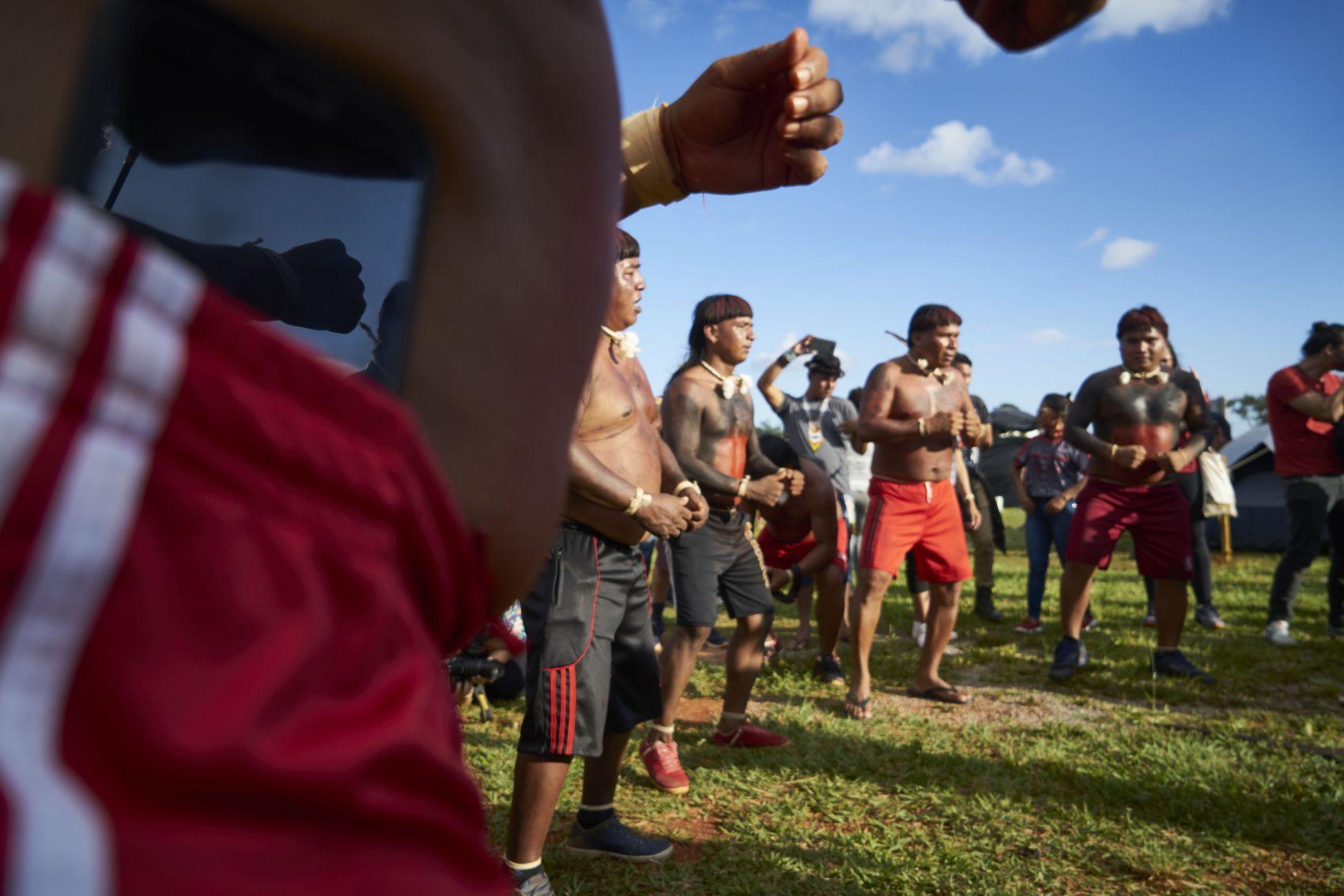 15 Acampamento Terra Livre, Brasília 2019