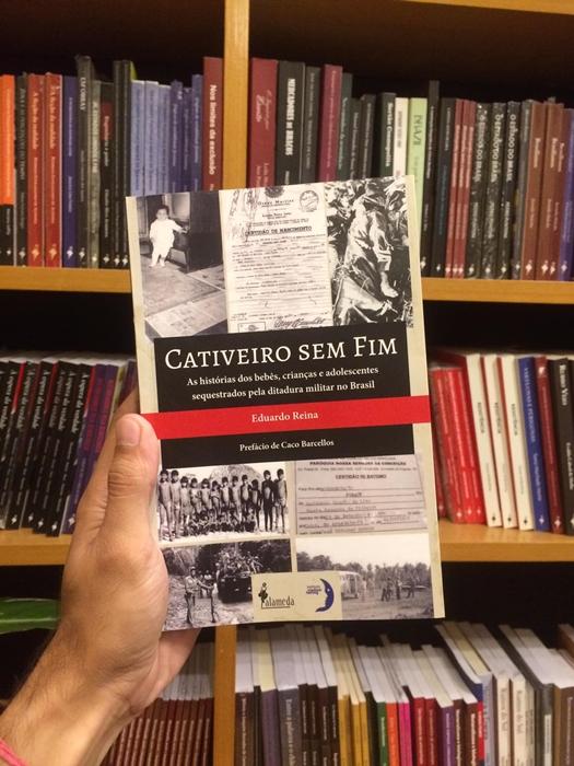 Com prefácio do jornalista Caco Barcellos, livro terá lançamento no dia 2
