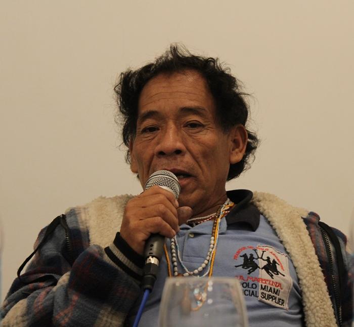 Timóteo Guarani Mbyá relata que seguranças de empresários fazem ameaças até durante a noite nas aldeias