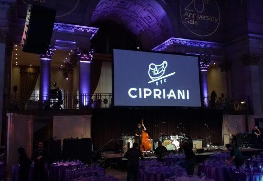 Cipriani Hall | Foto: reprodução Cipriani Hall