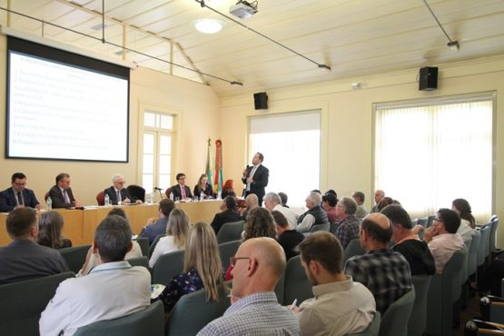 Produtores gaúchos pedem suspensão do herbicida 2,4-D | Foto: Igor Sperotto