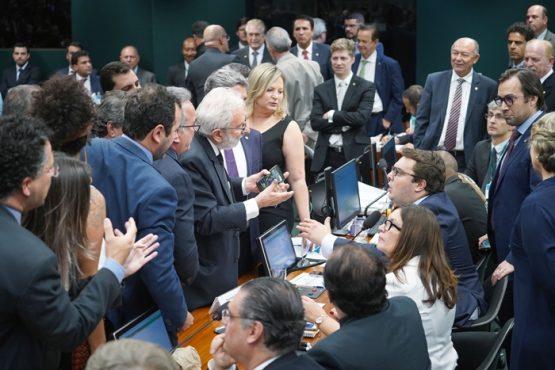 Mérito da reforma será analisado por Comissão Especial | Foto: Pablo Valadares/ Câmara dos Deputados