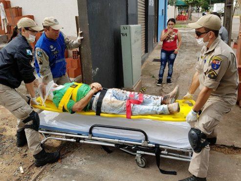 País pode assumir liderança em acidentes de trabalho | Foto: Walter Pereira/ Tribuna do Interior