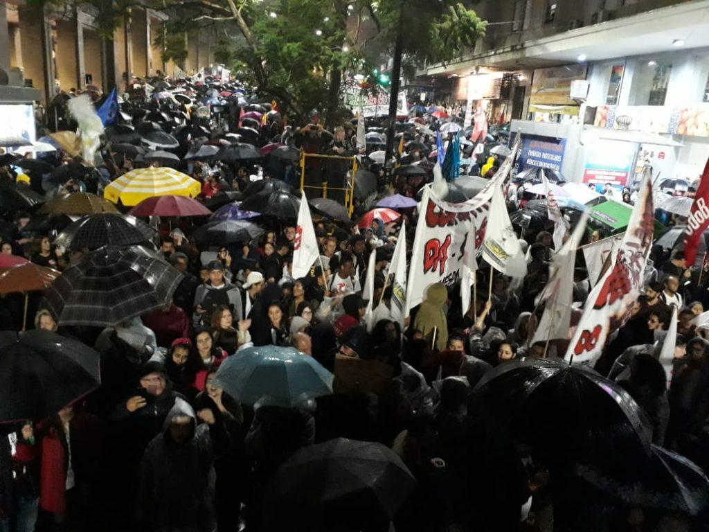 30# em Porto Alegre (RS)