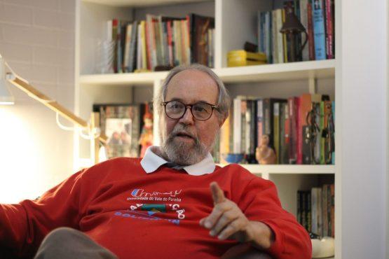 Entrevista com Carlos Rodrigues Brandão | Foto: Igor Sperotto