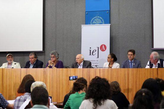 Ex-ministros denunciam políticas ambientais destrutivas do governo Bolsonaro | Foto: Leonor CalasansIEA-USP