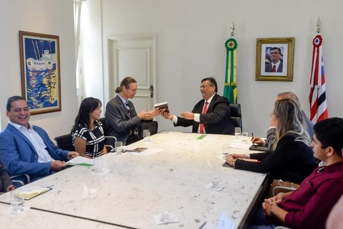 Em janeiro, o governador do Maranhão, Flavio Dino (PCdoB) recebeu o diretor do Fida Brasil, Claus Reiner, para tratativas sobre a parceria que viabilizaria o financiamento de 40 milhões de dólares para combater a pobreza na zona rural