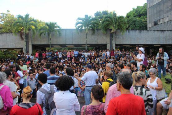 Greve Nacional da Educação | Foto: CUT/Divulgação