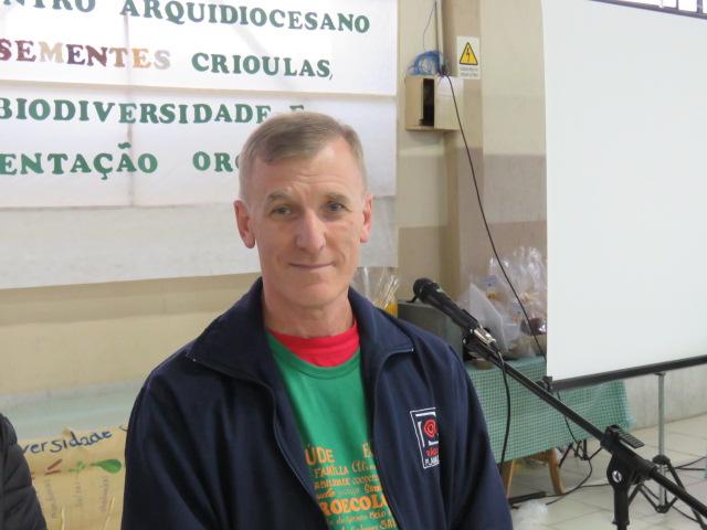 Padre Casagrande: saúde acima da ganância