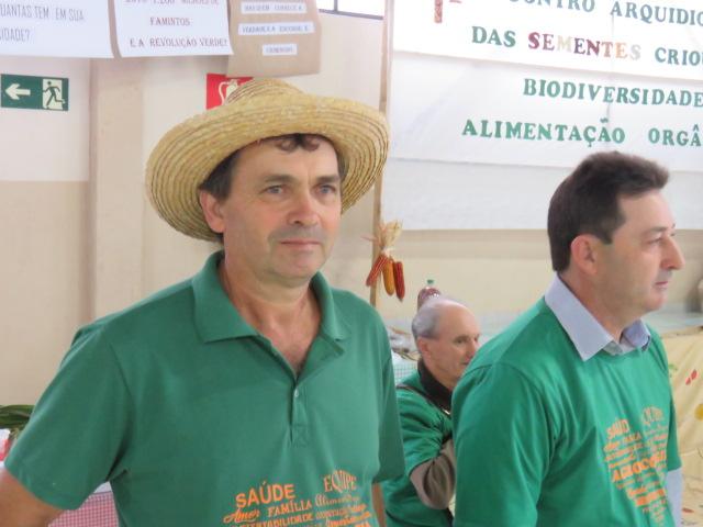 Giacomin: soberania alimentar