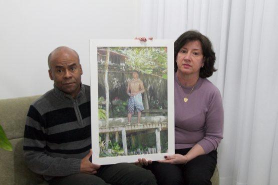 Família busca reparação por morte de Eduardo Fösch | Foto: Igor Sperotto