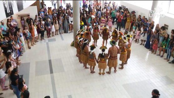 UFMG forma educadores indígenas | Foto: Reprodução/ TV UFMG