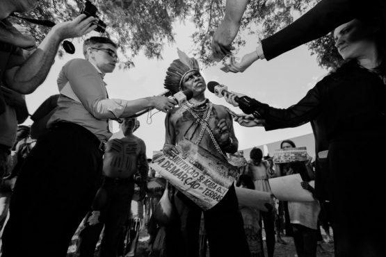 Justiça Federal anula CPI contra Cimi no MS | Foto: Ana Mendes/Cimi