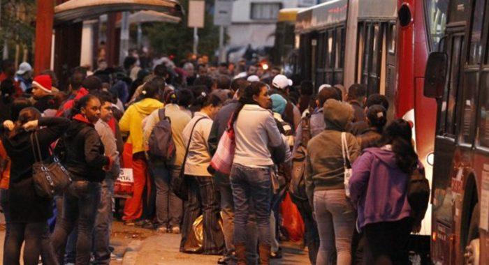 Motoristas do transporte coletivo rodoviário da capital e da Grande São Paulo anunciaram que irão parar no dia 14 de junho