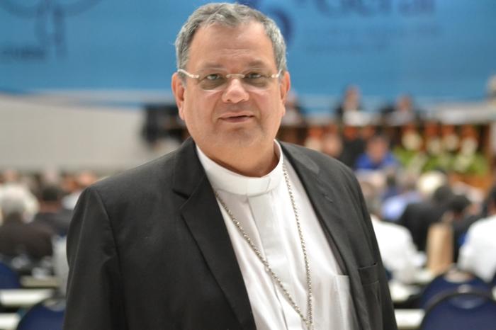 Dom Joel Portella Amado foi eleito para o cargo de secretário-geral da CNBB
