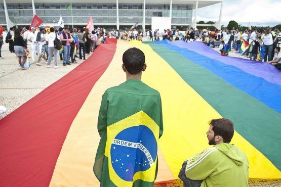 STF vota criminalização da homofobia | Foto: Marcello Casal Jr/Agência Brasil
