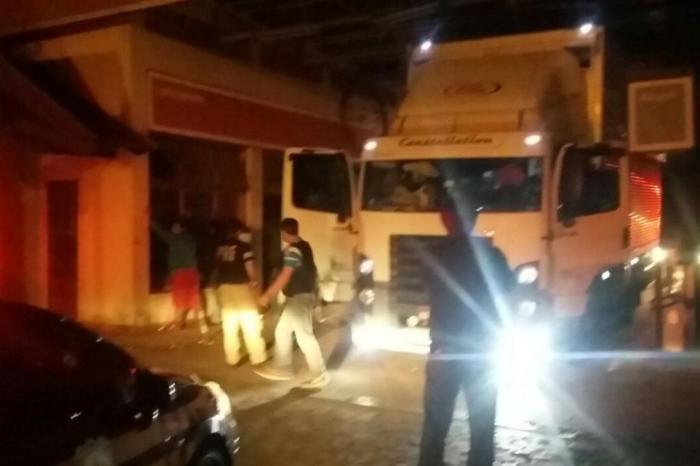 Flagrante ocorreu em agosto de 2016 em Lajeado: 18 pessoas eram mantidas presas em caminhão