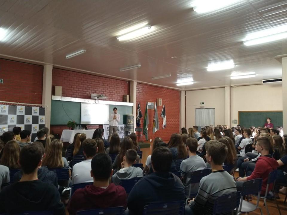 Cerro Largo - Aula pública sobre o impacto da reforma da Previdência proposta pelo governo federal
