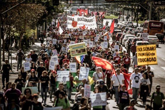 Greve Geral mobilizou 45 milhões | Foto: Leandro Taques/ Midia Ninja/ Divulgação