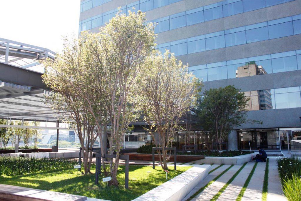 Edificio Odebrecht em São Paulo