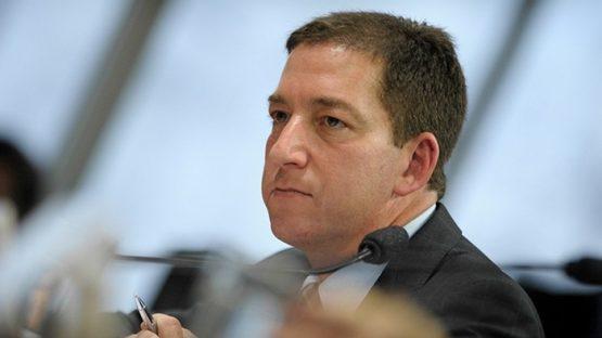 Gleen Greenwald depõe na Comissão de Direitos Humanos da Câmara | Foto: Lia de Paula/Agência Senado