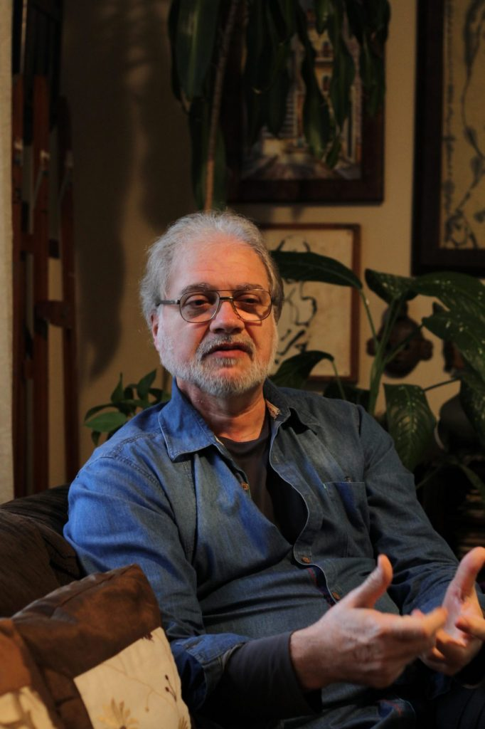 Enrique Padrós, Professor de História da Ufgrs
