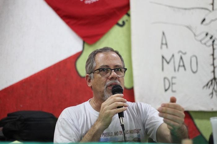 Paulo Brack, da Ufrgs: extermínio da biodiversidade