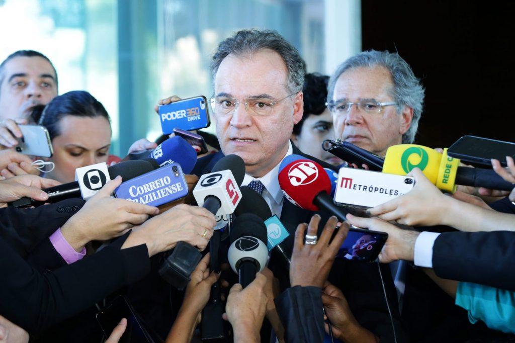O relator da reforma da Previdência na Câmara, Samuel Moreira (PSDB-SP), deverá entregar seu parecer à Comissão Especial nessa quinta-feira, 6