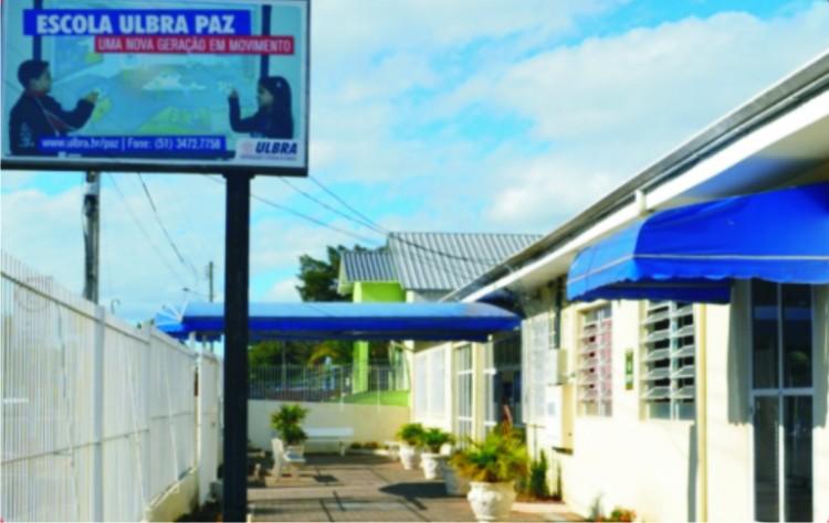 Ulbra anuncia fechamento de quatro escolas