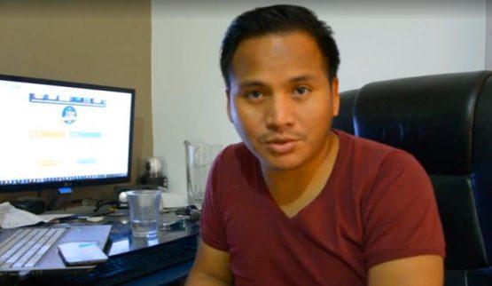 Engenheiro boliviano Nicolás Hinojosa | Foto: Reprodução YouTube