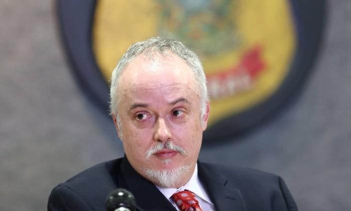 O bajulador: nas conversas privadas, o procurador Santos Lima elogia a forma como Moro conduzira depoimento de Lula