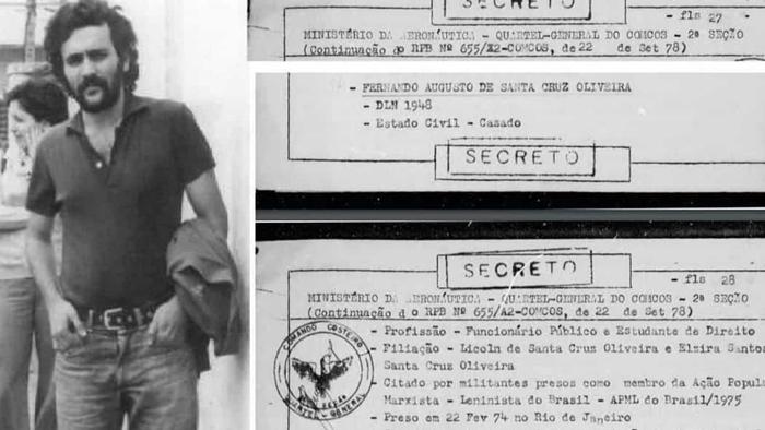 """Declarações de Bolsonaro ocorreram cinco dias depois da retificação feita no atestado de óbito de Fernando Santa Cruz pela Comissão Especial sobre Mortos e Desaparecidos Políticos: """"morte não natural, violenta, causada pelo Estado Brasileiro"""""""