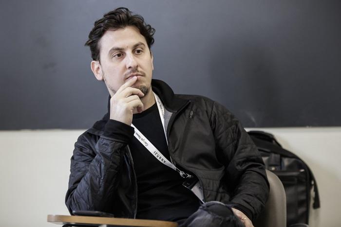 """Leandro Demori, editor do The Intercept, a Moro: """"Nunca falamos sobre a fonte. Essa acusação de que esses supostos criminosos presos agora são nossa fonte fica por sua conta"""