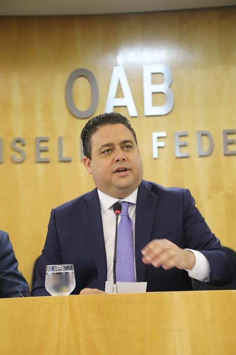 Para Santa Cruz, da OAB, declarações de Bolsonaro demonstram crueldade e falta de empatia