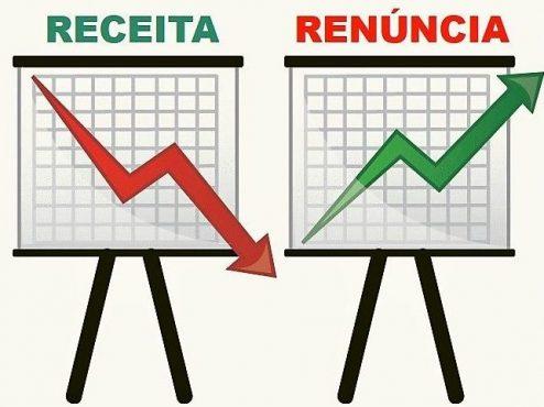 As relevantes receitas que o Estado renuncia | Arte: Sindifisco