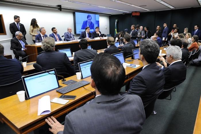 Reunião de instalação da comissão especial da reforma tributária na Câmara dos Deputados