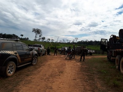 As ameaças e constrangimentos foram denunciados ao MPF por lideranças comunitárias por meio de documentos e também durante a visita de representantes da FT Amazônia