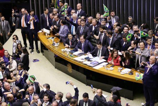 Câmara aprova texto-base da reforma da Previdência | Foto: Michel Jesus/Câmara dos Deputados