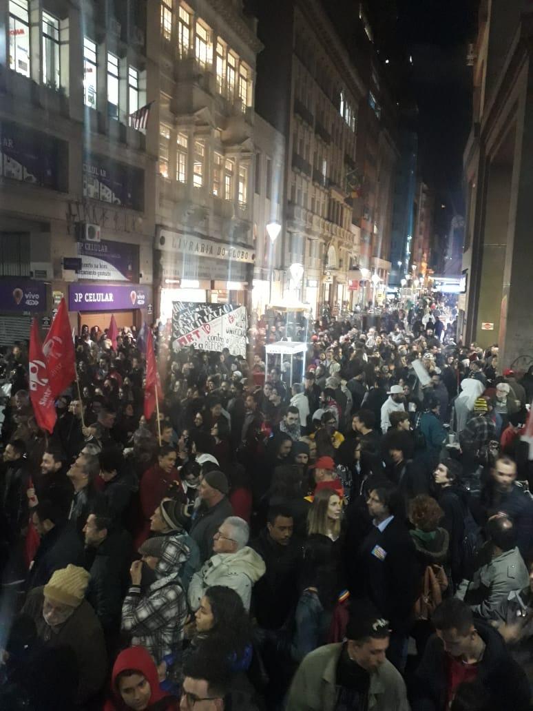 #13A em Porto Alegre