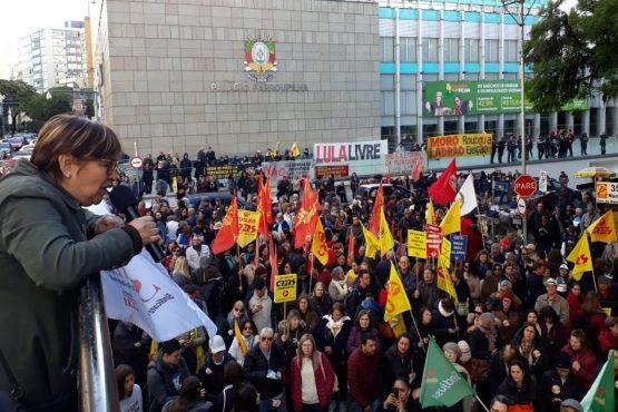 #13A em Porto Alegre | Foto: Stela Pastore