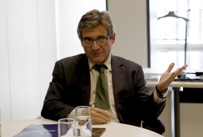 Subsecretário-geral da Receita, Fachada caiu em meio à pressão sobre o Fisco, incluindo o Coaf, que investigou o filho do presidente por lavagem de dinheiro