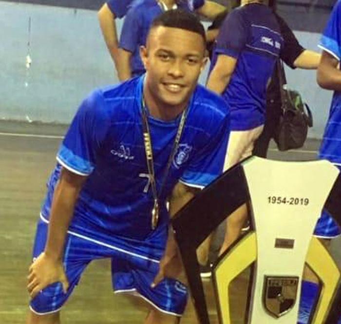 Gabriel Pereira Alves, 18 anos