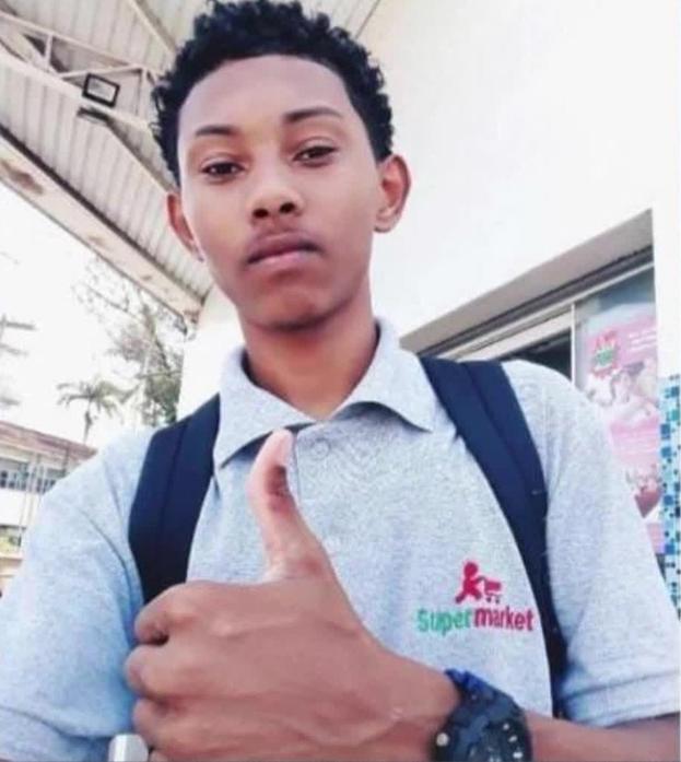 Henrico de Jesus Viegas de Menezes Júnior, 19 anos