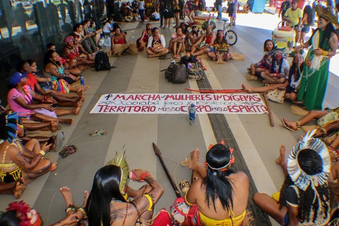 Em manifesto encaminhado ao Ministério da Saúde Política, repudiam o desmonte da Política Nacional de Atendimento à Saúde Indígena