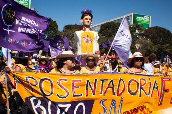 Marcha das Margaridas 2019 em Brasília | Foto: Cristina Ávila