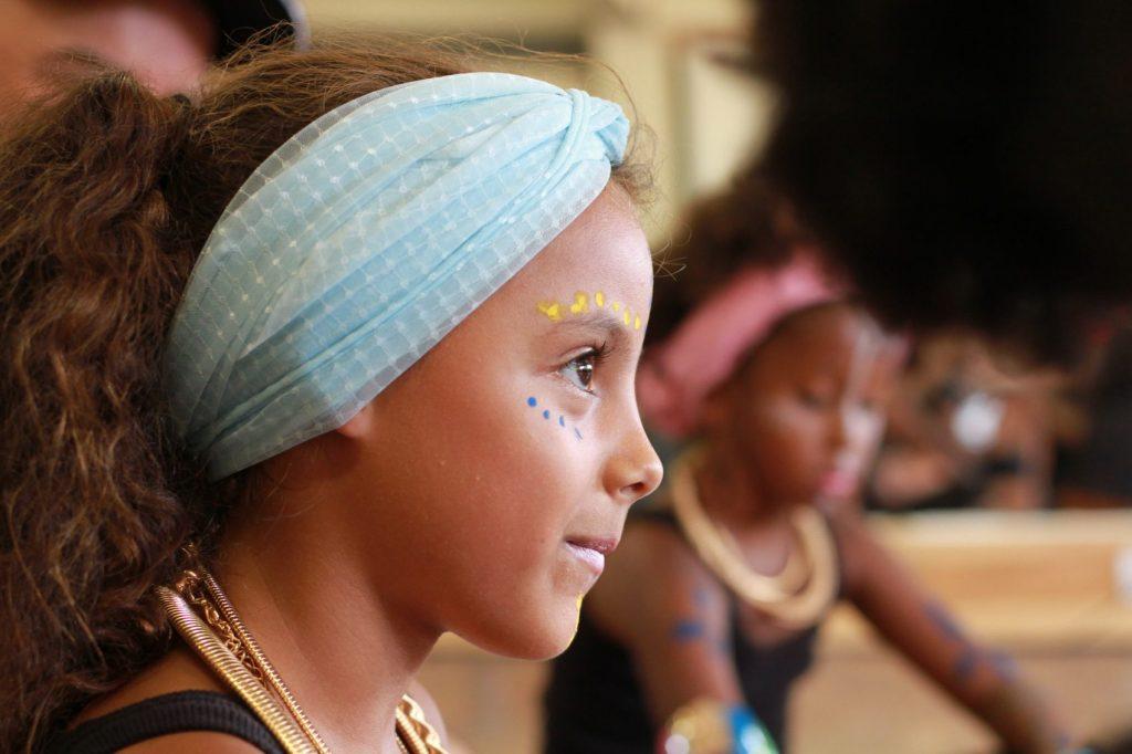 Meninas Crespas da Restinga, em Porto Alegre