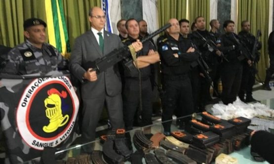 Ações da PM do Rio deixam seis mortos por balas perdidas | Foto: Reprodução